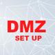 configurazione di una DMZ